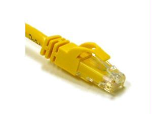 10ft CAT6 Snagless Patch Cable Yellow