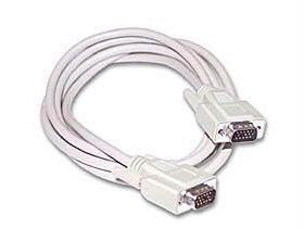 15ft HD15M/HD15M SVGA Monitor Cable