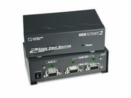 2-Port UXGA Splitter/Extender with Audio