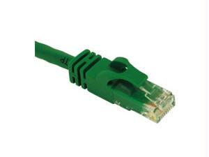 25ft CAT6 Snagless Patch Cable Green
