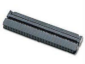 40-PIN FEMALE IDC FLAT RIBBON CONN