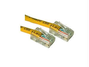 5ft CAT5e Assembled Patch Cable Yellow