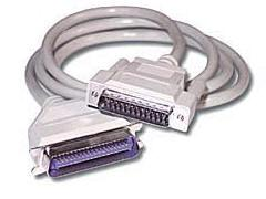 6ft Standard Parallel Printer Cable