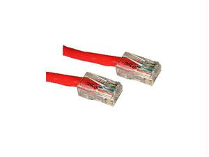 7ft CAT5e Assembled Patch Cable Red