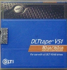 Dell DLTVS1 Tape 0P5639 VS160  Media, Data Cartridge