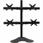 Ergotech Group Inc. Quad Lcd Monitor Desk Stand