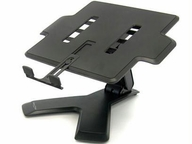 Ergotron Notebook Lift Stand - Black - Includes Stand Cable Ties Hook And Loop Adhesiv
