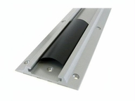 Ergotron Wall Track - Aluminum - Silver - Compatibility: Ergotron Arms/pivots And Cpu Hol