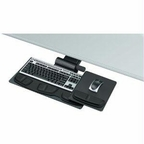 Fellowes Inc. Professional Series Premier Keyboard Tray With Comfort-lift System Lets You Slid