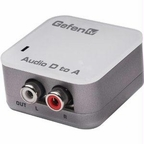Gefen Inc Gefentv Digital Audio To Analog Adapter Package Includes: Unit; (1) Cab-tlink-3m
