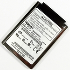 HDD1544 Toshiba, Internal Hard Drive, 60GB