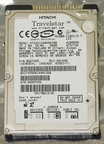 HTS421240H9AT00 Hitachi TravelStar, Internal Hard Drive, 40GB