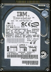IC25N030ATCS04 Hitachi/IBM TravelStar, Internal Hard Drive, 30GB