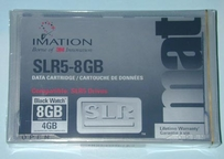 Imation 11864 - SLR/MLR, SLR5 - 4/8GB  Tape Media