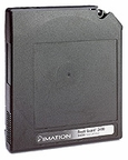 Imation 40467 - 1/2 INCH, 3480 Data Cartridge, 250MB