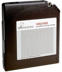 Imation 43112 - 1/2 Inch, 3480/3490E Cleaning Cartridge, 500 Pass