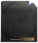 Imation 43832 - 1/2 Inch, 3590 Data Cartridge, Magstar, 10/20/30GB, B/W