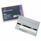 Imation 45383 -  8mm, D8 Cleaning Cartridge Tape, 20 Cleanings,