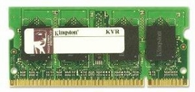 Kingston Memory - 2 Gb - So Dimm 200-pin - Ddr Ii - 667 Mhz - Unbuffered - Equivalent To