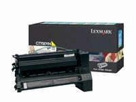 Lexmark Toner Cartridge - Yellow - 10000 Pages At 5% Coverage - For Lexmark C770n / C770