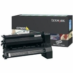 Lexmark Toner Cartridge - Yellow - 6000 Pages At 5% Coverage - For Lexmark C770n / C770d