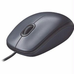 Logitech Mouse - Optical - Wired - Usb