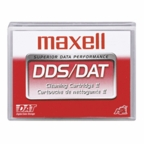 Maxell 230030 -  4mm,  DAT/DDS Cleaning Tape Cartridge II