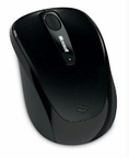 Microsoft Wireless Mobile Mouse3500 Mac/win Usb Port En/es Hdwr Us Only Black