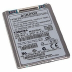 MK3008GAL Toshiba, Internal Hard Drive, 30GB