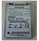 MK6008GAH Toshiba, Internal Hard Drive, 60GB
