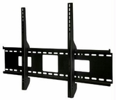 Peerless Industries Flat Wall Mount For Large 42-71 In Blk