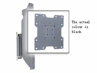 Peerless Industries Flat Wall Mount For Small To Medium 22 In- 40 In Lcd Screen Vesa 75 / 100 / 10