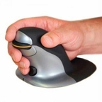 Posturite Us Ltd The Penguin Ambidextrous Vertical Mouse Offers Computer Users Protection Against