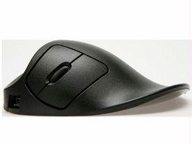 Prestige International Inc. Hippus Handshoe Erogonomic Mouse Wireless Black Large-light Click-ful