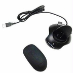 Seal Shield Seal Shield Washable Rechargeable Wireless Medical Grade Optical Mouse W/ 3 Butt