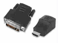 Siig Inc. Dvi To Hdmi Over Cat5e Mini-extender