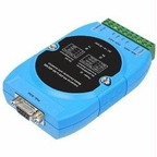 Siig Inc. Industrial Grade Rs-232 To Rs-422/485 Serial Converter With Isolation Protection