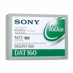 SONY DGDAT160 -  Data Cartridge Tape, 4mm DDS-6,  DAT160, 160m, 80/160GB