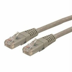Startech 20 Ft Gray Molded Cat6 Utp Patch Cable
