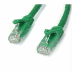 Startech 5 Ft Green Gigabit Snagless Rj45 Utp Cat6 Patch Cable  5ft Patch Cord