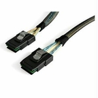 Startech 50cm Internal Mini-sas Cable Sff-8087 To Sff-8087 W/ Sidebands