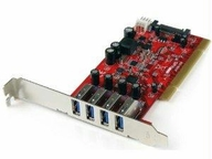 Startech Add 4 Superspeed Usb 3.0 Ports To A Computer Through A Pci Slot - 4 Port Pci Usb