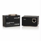Startech Extend A Single Dvi Video Signal Up To 150ft Over Cat5 Cabling - Dvi Over Cat5 -