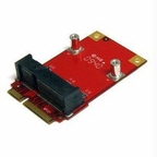 Startech Half Size To Full Size Mini Pci Express Adapter