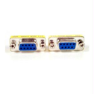 Startech This Slimline Db9 Gender Changer Features Two Slimline Db9f Connectors Offering