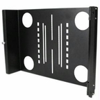 Startech Universal Swivel Vesa Lcd Mounting Bracket For 19in Rack Or Cab