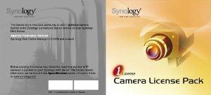 Synology America Corp. One Ip Camera License For Synology Surveillance Station