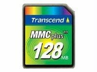 Transcend Information Flash Memory Card - 128 Mb - Multimediacardplus