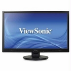Viewsonic 24in (23.6in Vis) Full Hd 1080p Led 300nits 10000000:1 Dcr 5ms Response Tim