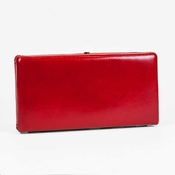 Abas Emma Valet Clutch Wallet - Aniline